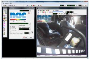 oprogramowanie nac szybkie kamery